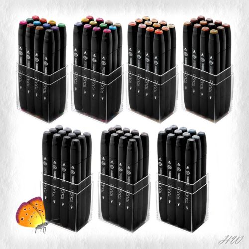 Shinhan Touch Twin Marker 12er-Sets