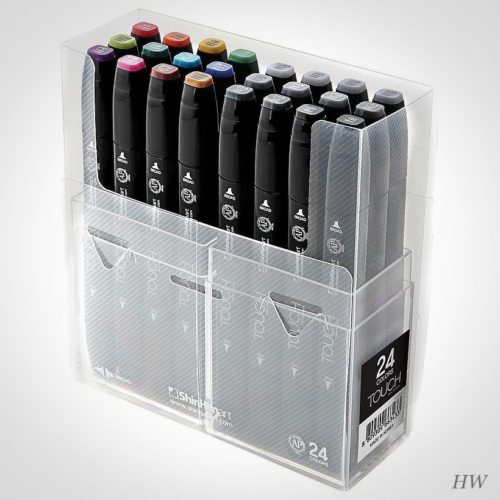 ShinHan Touch Twin Marker 24er-Set