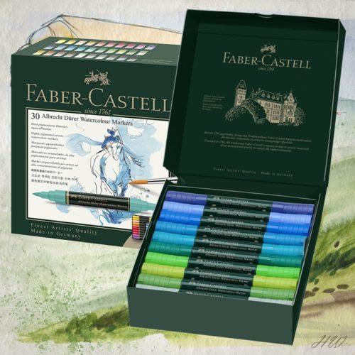 Faber Castell Aquarellmarker 160330