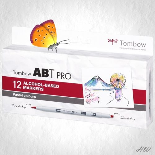 Tombow ABT Pro Marker ABTP-12P-2
