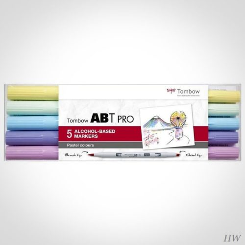 Tombow ABT Pro Marker ABTP-5P-2