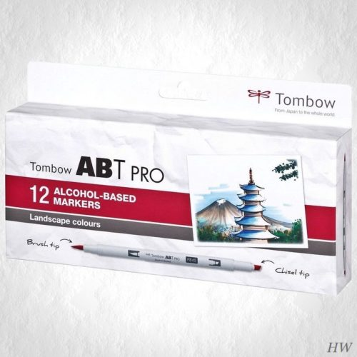 Tombow ABT Pro Marker ABTP-12P-4