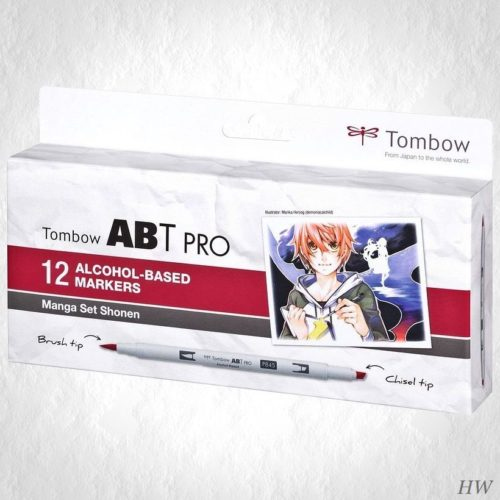 Tombow ABT Pro Marker ABTP-12P-5
