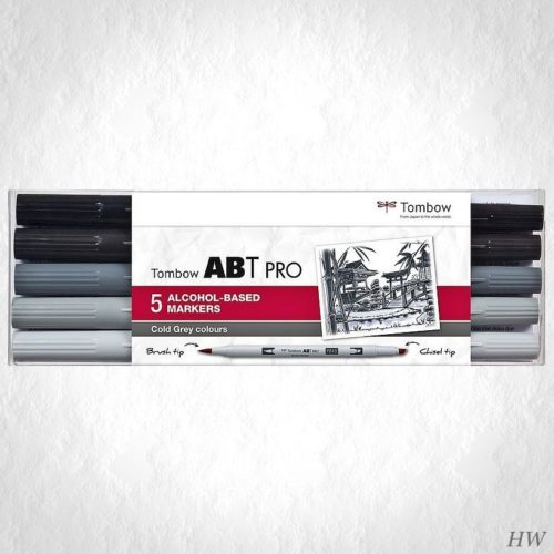Tombow ABT Pro Marker ABTP-5P-4