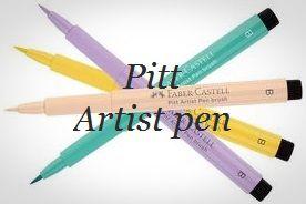 >>Pitt Artist Pen
