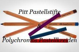>> Pastellstifte & Kreiden