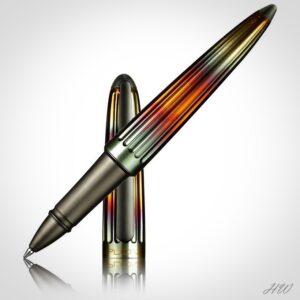 Diplomat Tintenroller Aero Flame