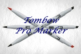 >>Tombow Pro Marker
