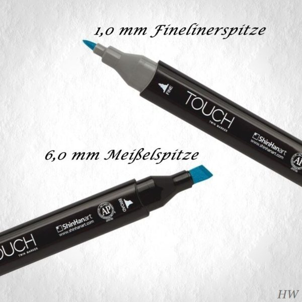 Light Pink Touch Twin Marker RP138 Layoutmarker