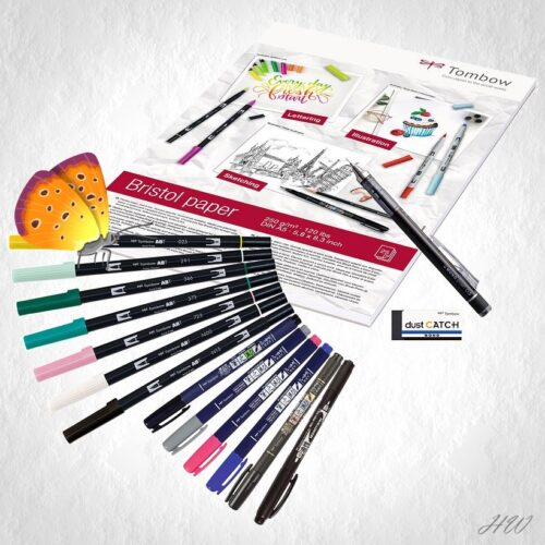 Tombow Lettering Set LS