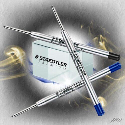 Staedtler EasyFlow Kugelschreibermine 458
