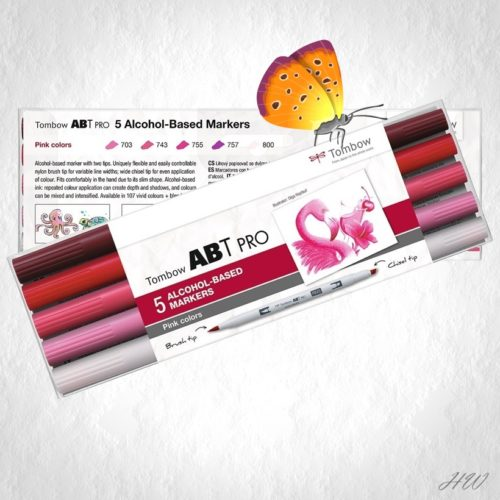 Tombow ABT Pro Marker ABTP-5P-7