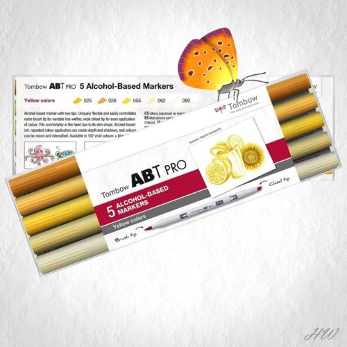 Tombow ABT Pro Marker ABTP-5P-8