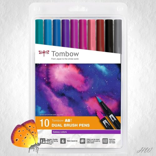Tombow Dual Brush Pen ABT-10C-3