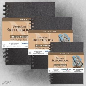 Sketchbooks Nova Beige