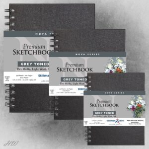 Sketchbooks Nova Grey