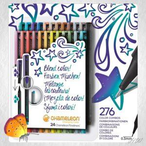Chameleon Fineliner Bold Colors