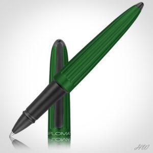 Diplomat Tintenroller Aero grün