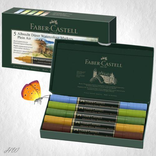 Faber Castell Aquarellmarker 160309