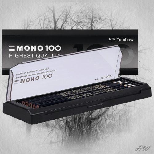 Tombow Bleistifte Mono 100-AS
