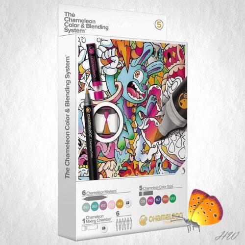 Chameleon Color & Blending Set Nr.5