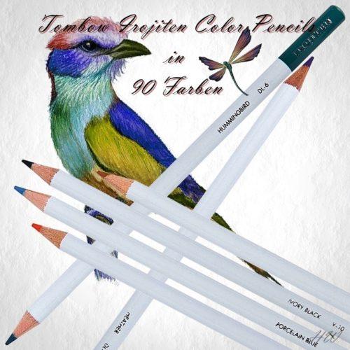Tombow Irojiten Color Pencils
